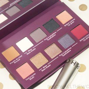 Sephora ''Ready for tonight'' palette
